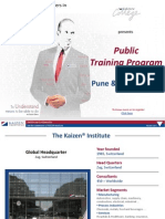Public Program Presentation