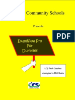 examview for dummies