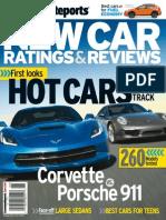 Consumer Reports Car Reviews - June 2014