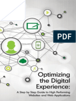 Optimizing the Digital Experience