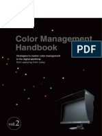 Color Management Handbook Vol2