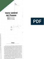 159430321 Teoria General Del Proceso Tomo I Angelina Ferreyra de de La Rua