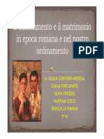 Matrimonio In Epoca Romana : Iustae nuptiae e famiglie di fatto: laffectio tra esperienza romana