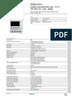 Zelio Logic SR3B101FU