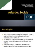 Atitudes Sociais - novíssimo.ppt