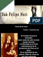 San Felipe Neri. 26 Mayo