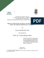 algumas aplicações de fisica do ensino médio a partir do cálculo diferencial e integral.pdf
