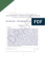 Eurobonds Concepts and Implications