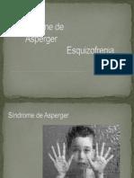 Asperger y Ezquisofrenia