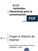 Historia Internet