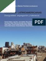 Ciudades Latinoamericanas Desigualdades Segración y Tolerancia