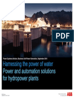 Solutions for Hydropower 2010.09 (e)