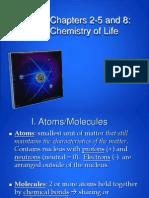 ap - chemistry of life