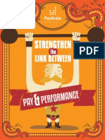 Whitepaper PayScale Strengthen Link Pay Performance