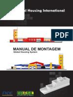 Manual de Montagem Global Housing System-r00