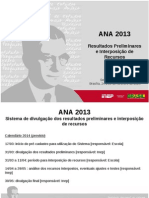 Sistema Ana 2013 Preliminar-1