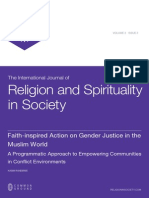 Faith Inspired Action on Gender Justice