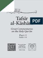 Kashani Tafsir