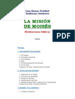 Alonso Schokel Luis La Mision de Moises