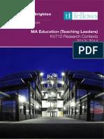 KV712 Programme V7[1]