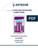Manual de Usuario SmART_P500