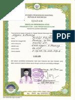 PDF Ijazah Sma