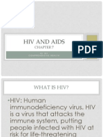 hiv and aids power point
