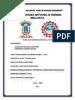 Electrodeposicion de La Plata