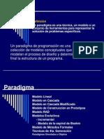 Paradigmas y Modelos Conceptuales