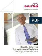 2. Santia Training Brochure 2011 in PDF