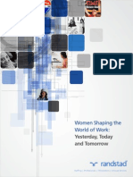 Women Shaping the World of Work
