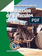 24 - GAre 006 Reglamento Interno Conduccion de Vehiculos en SCM El Abra