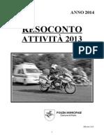 Report Municipale Prato