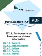 3.3.Prelucrarea datelor - sisteme informatice.pps