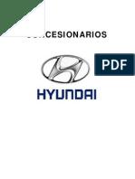 CONCESIONARIOS HYUNDAI AUTORIZADO EN VENEZUELA