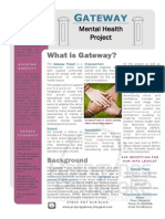 Gateway Information Poster 2014