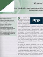 Chapitre Avantages ifs - Economie Inter Nation Ale de Krugman Et Obstfeld