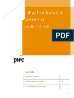 A Week in Retail Consumer June 18 to 22 2012