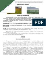 CACHI - Guia de Informacion Web
