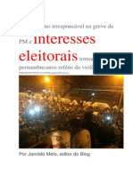 PT  e  PP   ARTICULARAM  GREVE  DA  ( PM )   EM PERNAMBUCO.docx