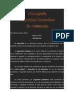 Monografia Seguridad Ciudadana en Venezuela.docx