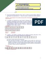 Lista 3 Estat Basica Distrib Discretas