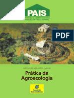 PAIS Pr Tica Da Agroecologia