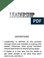 Leadership-ob 1