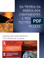 Teoria Tectonica de Placas 1a Parte
