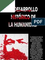 Desarrollo histórico de la humanidad