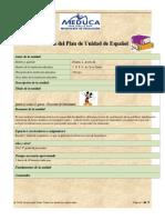 plan de unidad proyecto t16 2014