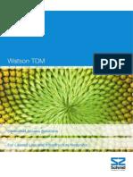 Watson TDM Brochure