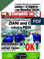 Edition du 12/11/2009