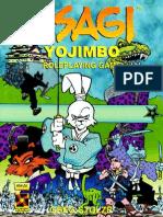 Usagi Yojimbo RPG Rules